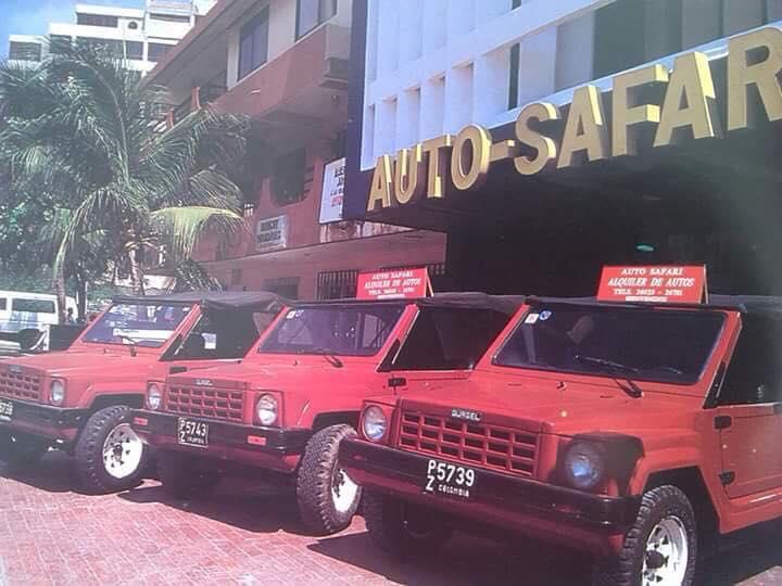 autosafari