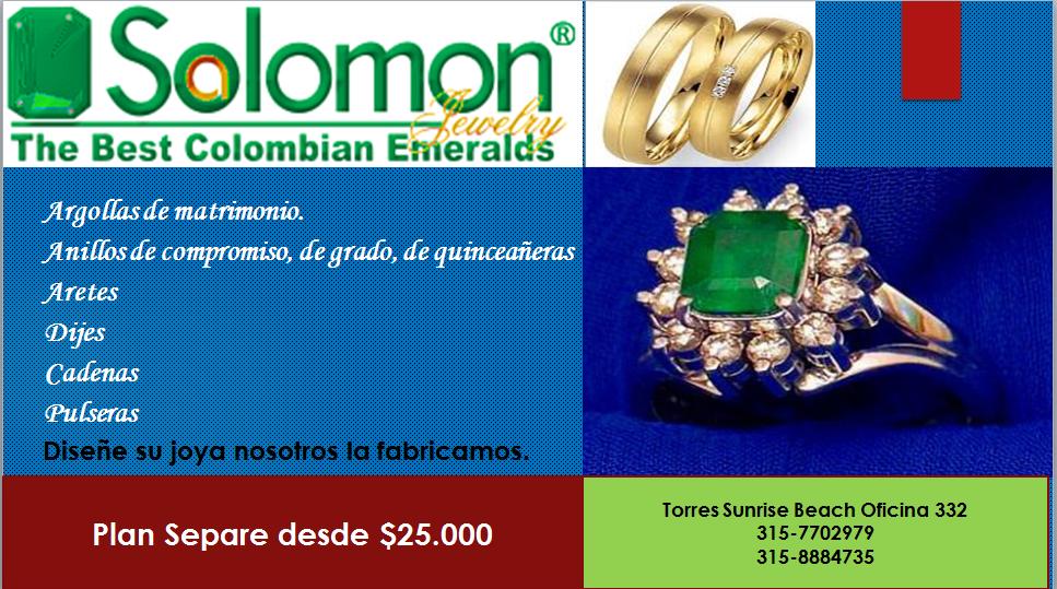 SALOMON JOYAS