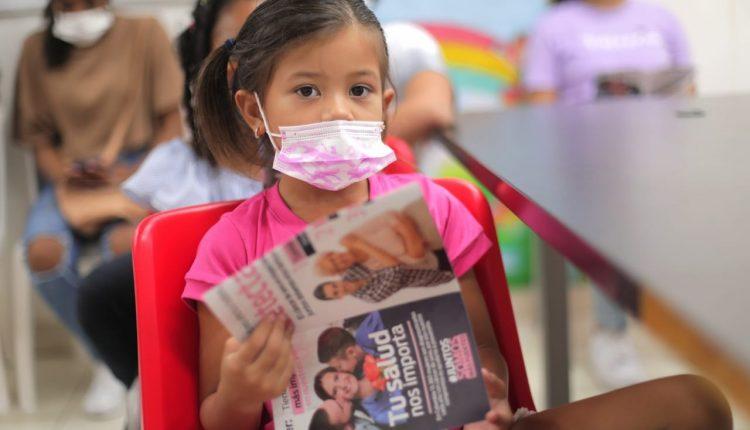 Secretaría de desarrollo social hizo sensibilización en niñas y adolescentes frente a formas tempranas de detectar el cáncer - Noticias de Colombia